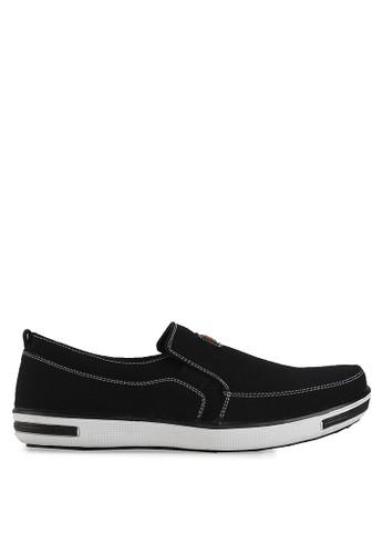 CATCHEER black Romeo Sneakers CA976SH43KTCID_1