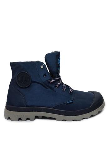 Palladium Boots navy Pampa Puddle Lite WP Men's Boots 24E68SH85C84C6GS_1