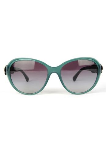 Chanel green Chanel Women's Sunglasses EE834GL27AA166GS_1