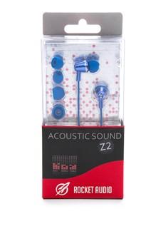 E029-Acoustic Sounds Earphones (Z1)