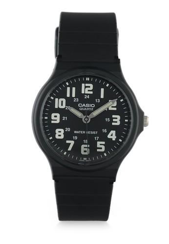 Casio black Unisex Analog Watches MQ-71-1BDF CA347AC0V9H5ID_1