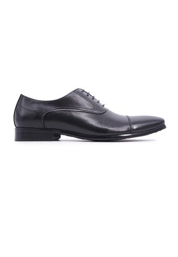Hanson Bootmaker black Hanson Bootmaker Lace-up Oxford - Black A2B92SH61D90F7GS_1