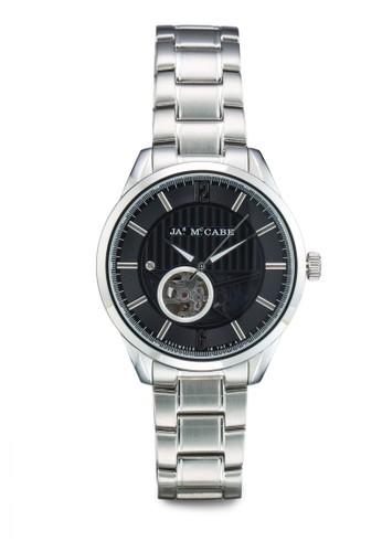 Belfasesprit 衣服t Skeleton 自動機芯不銹鋼手錶, 錶類, 奢華型
