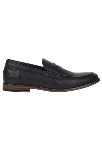 Tomaz black Tomaz F169 Penny Loafers (Black) D11BASHA3F8AAEGS_1
