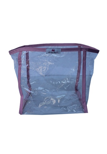 Oh My Bag pink Bag Filers 8 x 8 OH726AC08UNNPH_1