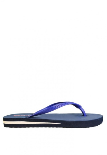 BENCH blue Rubber Slippers BE550SH0JXQQPH_1