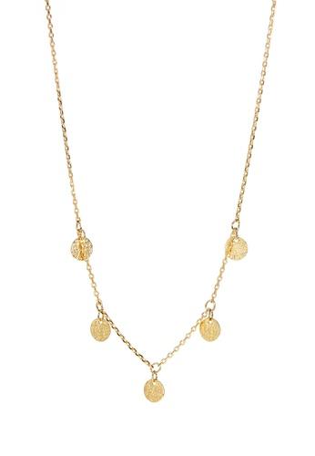 Dear Addison gold Moonlight Necklace 83A3AAC050DAA0GS_1