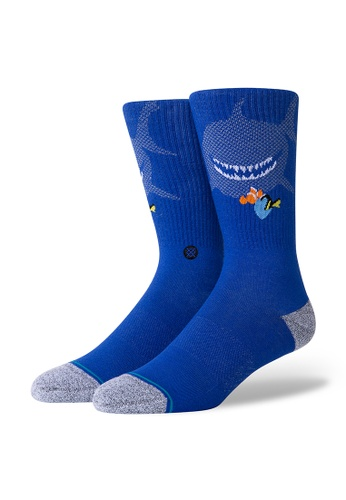STANCE blue STANCE Socks Blue Finding Nemo Large 5D647AACBE718EGS_1