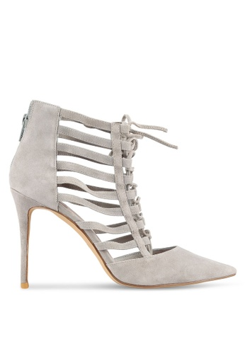 House of Avenues grey Pointy Heels HO685SH0RRBPMY_1
