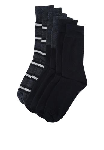 9ad07b48832 Buy OVS 3 Pack Man Long Socks Online on ZALORA Singapore