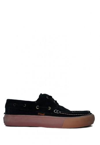 D-Island black D-Island Shoes Casual Kulit Asli Oxford Special Leather Black DI594SH45ICWID_1