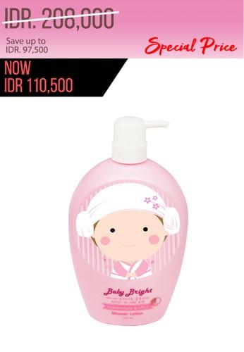 Cathy Doll white Cathy Doll Baby Bright Glutathione & Vit C Shower Lotion 750ml DEB26BE41B511DGS_1