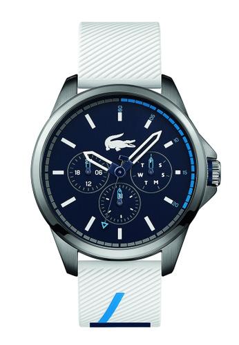 Lacoste blue Lacoste Capbreton Men's Watch (2010980) 4641CAC89192F6GS_1
