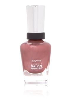 Complete Salon Manicure - Raisin the Bar