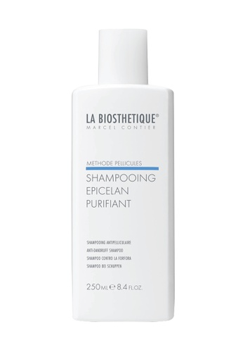 label.m white La Biosthetique Shampooing Epicelan Purifiant 1000ml (FREE Lotion Epicelan Equilibrant x 2) - For Flaky Dandruff A94CEBEC50467EGS_1