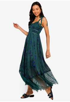 ee8ad4a48cc 44% OFF Free People Seven Wonders Maxi Dress S  429.00 NOW S  238.90 Sizes  0 2 4