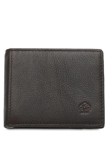 Wild Channel brown RFID Money Clip 6A0C2AC820F0DBGS_1