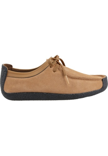paperplanes brown Gadae-001 Classic Leather Moccasin Loafers Shoes US Women Size PA355SH30PLLSG_1