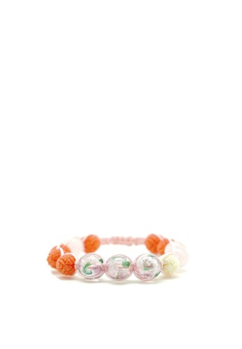 MADISON INC pink Madison Inc's High Garden Bracelet 2C76CAC8CB51C1GS_1