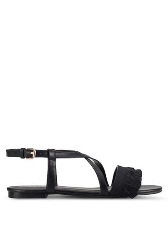 ZALORA Fringe Sandals
