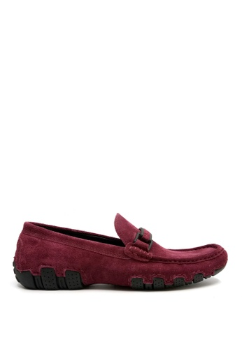 Kenneth Cole New York red DESIGN 20474 - Casual Loafer 5F197SH2976F8FGS_1
