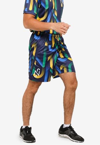 PUMA blue NEYMAR JR HERO Shorts 2DE83AA13E6C72GS_1
