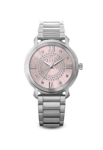 ELLE pink Fashion Ladies Watch SP241AC49LQGMY_1