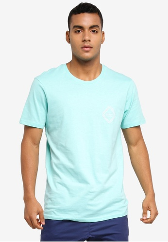 Cotton On blue TBar Tee FBEC8AA24BF834GS_1