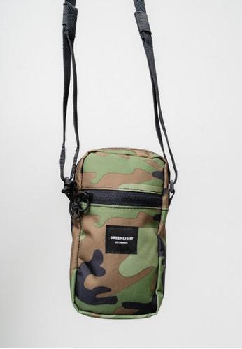 GREENLIGHT green Men Sling Bag 061120 259EBACE8C6F67GS_1