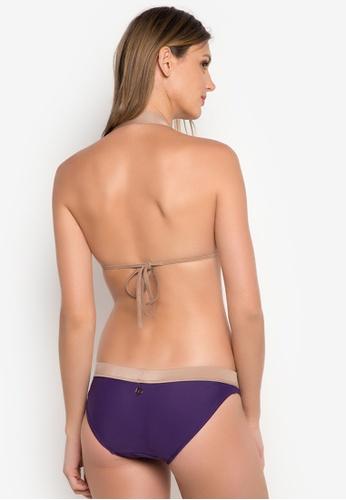1d89d0aae3 Shop Naked Sun Swimwear Joya Triangle Bikini Top and Bottom Set ...