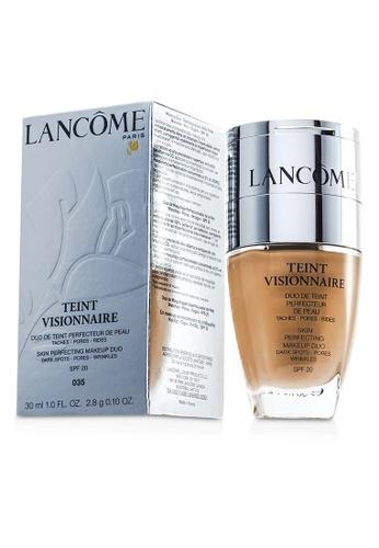 Lancome LANCOME - Teint Visionnaire Skin Perfecting Make Up Duo SPF 20 - # 035 Beige Dore 30ml+2.8g BC7C0BEE0C46F0GS_1