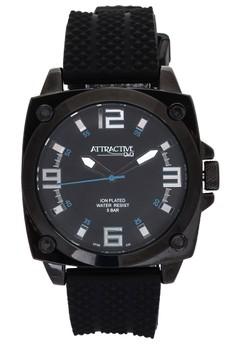Combi Marker Analog Watch DF06-525