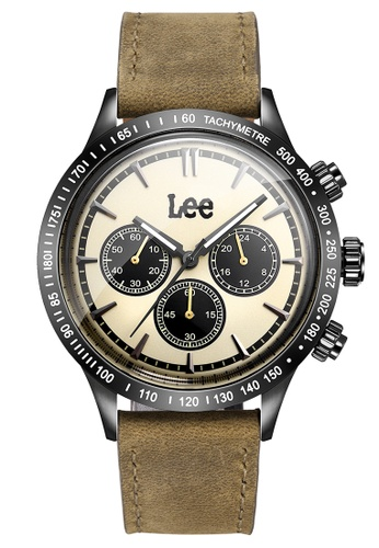 Lee beige Lee Metropolitan Gent Collection LE145AC96HYPSG_1