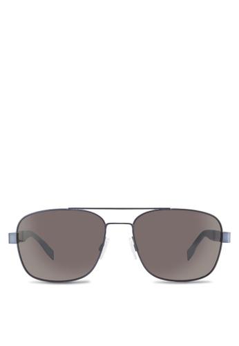 Boss Orange blue Navigator Sunglasses BO434GL81HSCMY_1