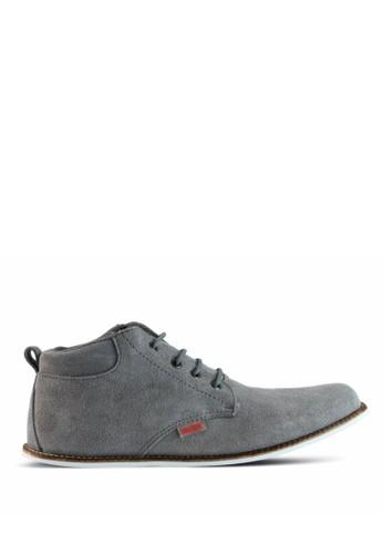 Sogno grey Sepatu Boot Pria GF.5609 965D0SHDDAF670GS_1