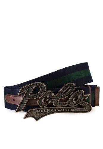 Polo Ralph Lauren multi Swoosh Casual Belt 3980FAC2DAC28EGS_1