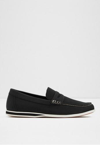 ALDO black Rearwen Loafers 81454SHCCDC85DGS_1