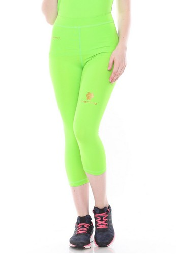 Jual Tiento Tiento Women Compression 3 4 Pants Green Stabilo Celana Legging Leging Lejing Sebetis Wanita Olahraga Yoga Zumba Senam Lari Original Zalora Indonesia