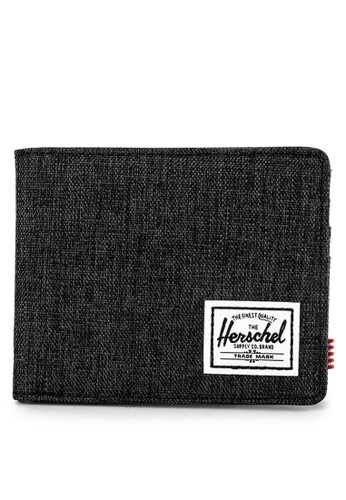 Herschel black and multi Roy Wallet RFID E1A93ACD7D1A03GS_1