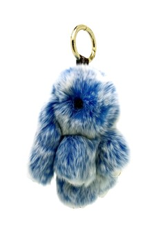 Image of Gantungan Bunny Bag Charm - Blue
