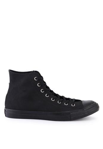 Converse black Chuck Taylor All Star 48154SH082B8EFGS_1