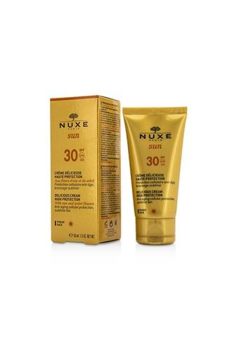 NUXE NUXE - Nuxe Sun Delicious Cream High Protection For Face SPF 30 50ml/1.5oz 87B7CBE3569DB9GS_1