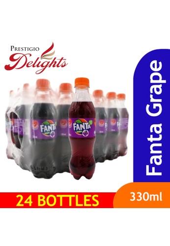 Prestigio Delights Fanta Grape 330ml x 24 Bottle C5C6EES261D41BGS_1