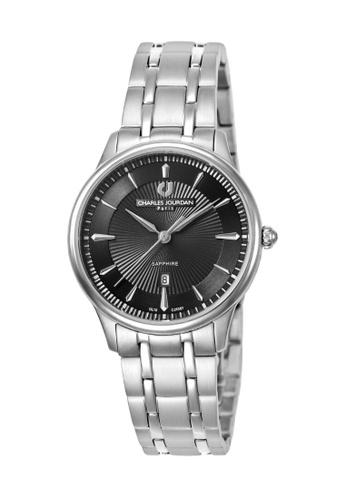 Charles Jourdan silver Charles Jourdan Ladies Watch Elegance Quartz CJ1061-2332 9149FAC5593A30GS_1