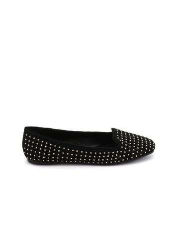 Bata Bata Women Black Ballerina Shoes - 5516609 BDFDASH74DCC57GS_1