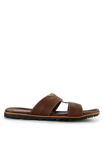 CARVIL brown Carvil Sandal Casual Men Hercules EA329SH855F6E4GS_1