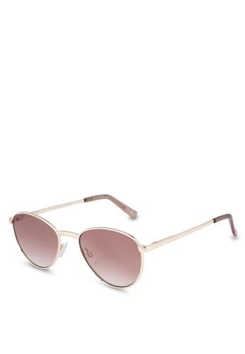 Le Specs 金色 Hot Stuff Sunglasses F019BGL2B41617GS_1
