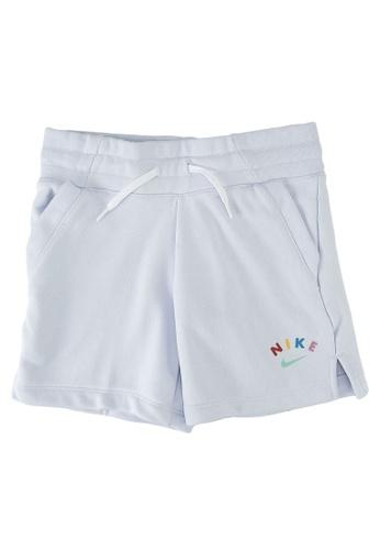 Nike grey Nike Sportswear Shorts 48A17KA0BB4D58GS_1
