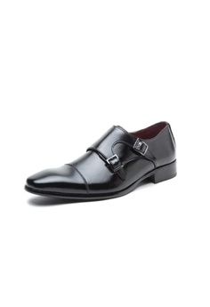 0ab6bcabbe9d 20% OFF Kings Collection Kieren Monk Strap Shoes S  199.99 NOW S  159.99  Available in several sizes