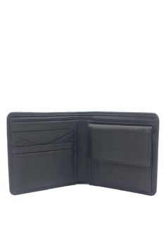 f2bacd145652 Goldlion Black Leather Wallet (Coin Pouch) S  119.00. Sizes One Size